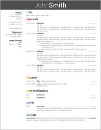 About Professional Cv Latex Cv Resume Template Vikram And
