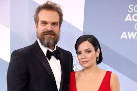 Lily Allen and David Harbour obtain ...