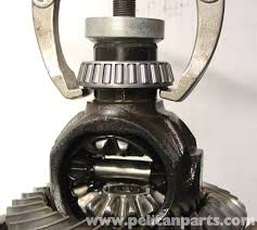 carrier bearing puller. large image   extra-large carrier bearing puller