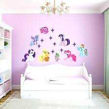 My Little Pony Bedroom My Little Pony Bedroom My Little Pony Wall Stickers  Gallery Of Art . My Little Pony Bedroom ...