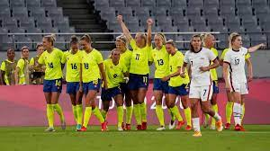 USWNT Olympics defeat to Sweden alters ...