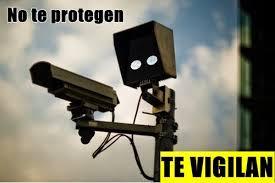 Resultado de imagen de Sociedad de vigilancia El gobierno nos controla