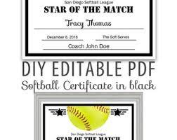 softball award certificate softball award certificate template rome fontanacountryinn com