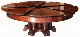 dining table leaf hardware: every  expanding spinning dining table every