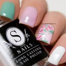 Spring nail art | | My Nail Polish Online