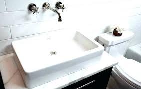vanity tops for vessel sink wall mount faucet bathroom vanity wall mounted faucet bathroom marble vanity