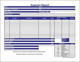 Excel Travel Expense Report Template Free Detailed Contractor Travel Expense Report From Formville