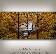 landscape painting wall art canvas art decor abstract