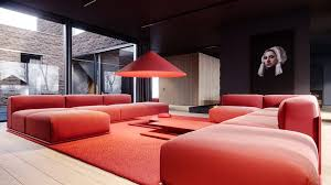 51 red living rooms with tips and