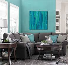 Navy Blue Living Room Classy Teal Navy Blue Green Wall Art Canvas Abstract Living Room Etsy
