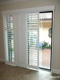 plantation shutters for sliding glass doors cost sliding door shutters sliding door plantation shutters cost plantation