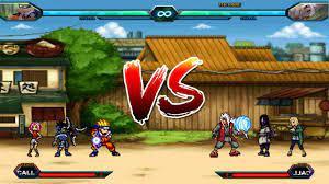 Video Team 7 (Kid) VS Team Sannin - Bleach Vs Naruto 3.3 (Modded) - game naruto  3.3 mới nhất 2021