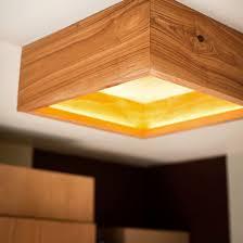Ceiling Light Box Design Wood Lamp Box 15 Handmade Ash Wood Ceiling Lamp Lamp