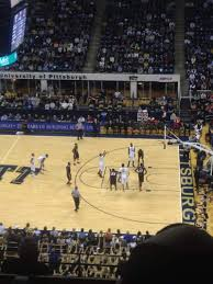 Petersen Events Center Interactive Seating Chart