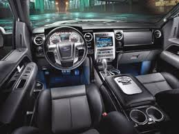 ford raptor black interior. the slightlysinister look carries over to cabin of 2011 ford harleydavidson f150 starting with seats trimmed in premium black leather set off by raptor interior r