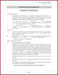 Basic Agreement Basic Agreement Resume Template Sample 20