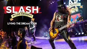 <b>Slash</b> Ft. Myles Kennedy & The Conspirators - <b>Living The</b> Dream ...