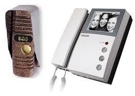 <b>KVM</b>-<b>301</b>/JSB-V05M комплект <b>видеодомофона</b> с вызывной ...