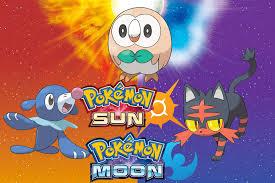 Pokemon Sun And Moon Design Pokemon Sun And Moon Everything We Know So Far