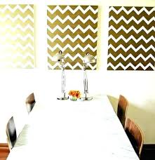 chevron room decor wall picture decor wall decor pictures view in gallery gold chevron wall art chevron room decor