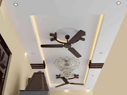 false ceiling living area