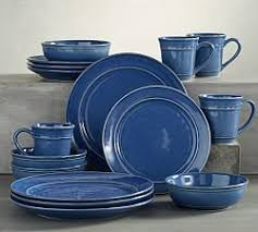 blue dinnerware sets. Plain Blue Stone  Celadon Turquoise Ocean Blue  In Dinnerware Sets T