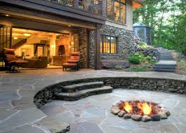 patio ideas with square fire pit. Fire Pit Landscaping Ideas Luxury Patio Square Designs Outdoor Stone With E