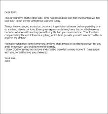 Free 14 Free Sample Romantic Letters Templates In Doc