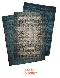oriental rug with a more updated modern look because of their rich colors and unique patterns they add interest and a more curated feel to a space