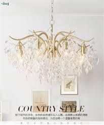 Großhandel Amerikanischen Luxus Schlafzimmer Kristall Kronleuchter