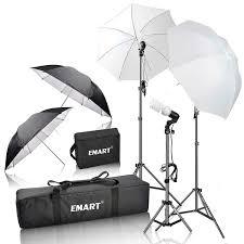 Emart Em Ulk45 Photography Studio Lighting Kit