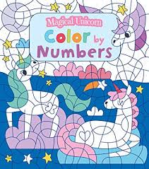 ⭐unlock everything and get everything unlimited in the premium mode. Magical Unicorn Color By Numbers