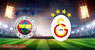 2021 Süper Lig Fenerbahçe - Galatasaray derbi maçı ne zaman, saat kaçta,  hangi kanalda? Fenerbahçe - Galatasaray derbi günü belli mi? - Haberler