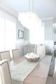 beach house dining room chandeliers best