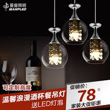 get ations poor man led restaurant lights chandelier three creative personality crystal chandelier glass chandelier bar chandelier with