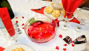 Tavola per una cena romantica la cucina dei balocchi