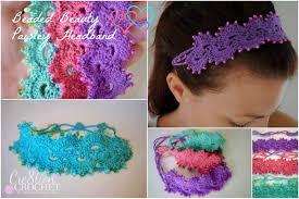 Crochet Patterns For Headbands Cool Fiber Flux Beautiful Headbands 48 Free Crochet Patterns