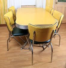 mid century modern kitchen table. Mid Century Modern Kitchen Table And Chairs EBTH Furniture H