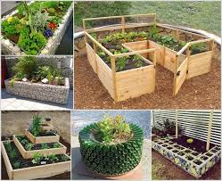 raised garden ideas 10 unique and cool bed