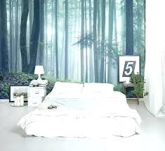 bedroom forest wallpaper forest decorations for a bedroom forest wallpaper bedroom photo 2 forest themed bedroom bedroom forest