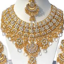 Latest Gold Sets Designs In India Finekraft Bollywood Gold Plated Indian Handmade Ethnic