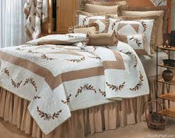 autumn quilt bedding by c f enterprises