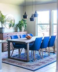 royal blue dining chairs blue dining room chairs best blue chairs ideas on blue dining room