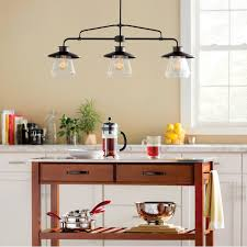 3 Light Kitchen Island Pendant Globe Electric Company Moyet 3 Light Kitchen Island Pendant