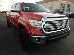Used 2016 Toyota Tundra 4WD Truck Limited For Sale Denver CO STK533916