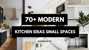 Small Picture 70 Best Clean Modern Kitchen Ideas for Small Spaces 2017 YouTube