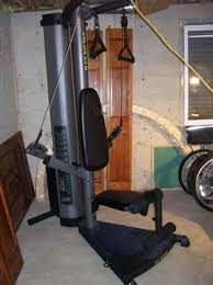 Gold S Gym Gs 2500 Exercise Chart 375 Golds Gyn Gs2500 Exercise Machine For Sale In Bartlett