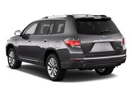 2013 Toyota Highlander Hybrid - Information and photos - ZombieDrive