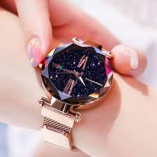 Luxury <b>Starry Sky</b> Magnetic <b>Waterproof Watch</b>   <b>Watches</b> women ...