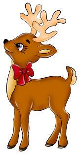 reindeer christmas clipart. Modren Clipart Cute Reindeer Clip Art Clipart  Free  HolidayChristmas  Clip In Christmas H